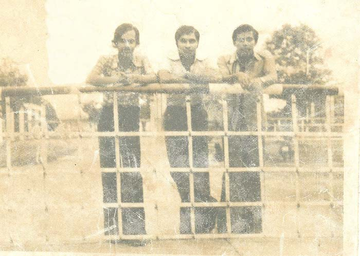 Babul and his Friends of batch-12 in 1978