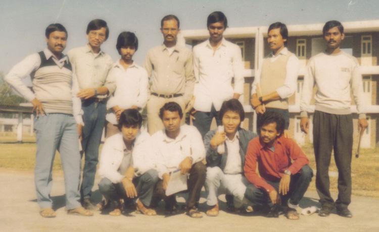 16th Batch Automobile in 1985