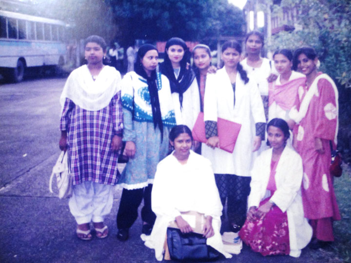 Some Student of 28 Batch in Campus-1996