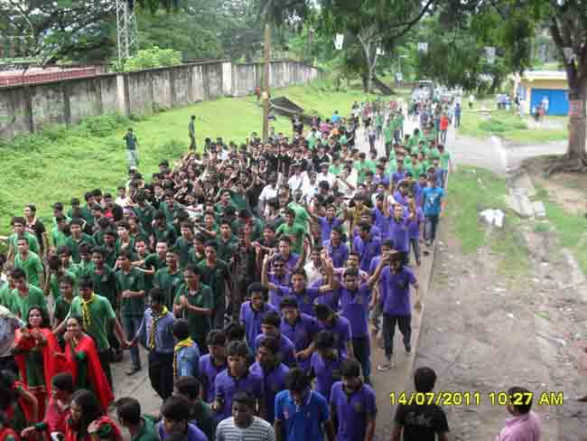 Rally in Rag day-2011-Pic-5