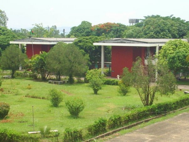 Academic and class room building