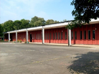 Mechanical and Electrical Lab building