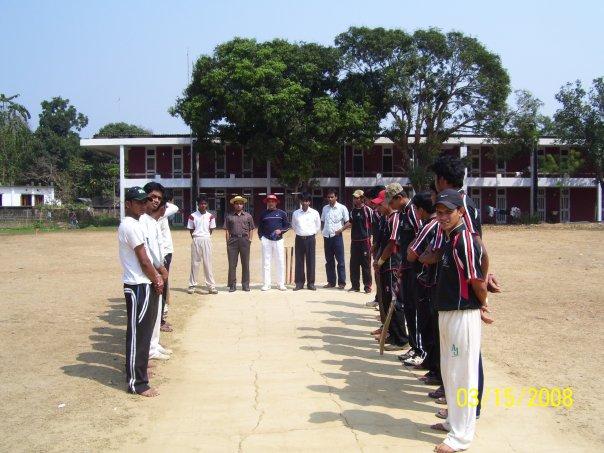 Cricket Team-2008