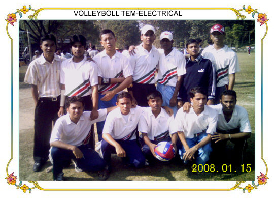 Volleyball Team -2008