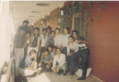 Some student of 16 Batch at Swedish Hostel- Jan'1988