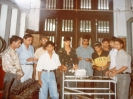Practical class in Automobile Dep't - 27 batch-1995