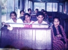 Surma, Rokeya, Choton, Priti of 28 Batch on 1996