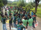 Some student at Rag day-2011