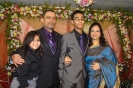 Bulbul (batch-18, Auto)  with his family at a wedding party in Jan'2012