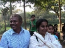 Lavlu (Batch-16) with his wife-2011