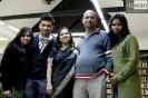 Nazrul(Batch-16, Automobile) with his Family in  Perth,Australia-June'2011