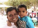 Uttam (Batch25) with his Daughter-2011