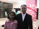Zafrul with his daughter-Dec,2011 at Dhaka