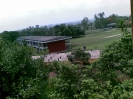 Panaromic view of Swedish hostel