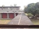 Top of Daining hall and walk way